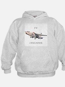 F-8 Crusader Hoodie