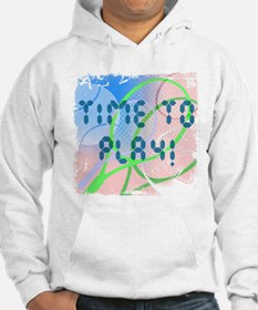 Time to Play Tennis Jumper Hoody