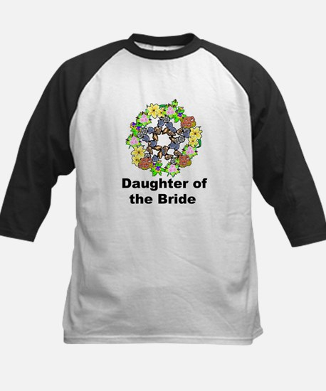 Pagan Pentagram Daughter of the Bride Tee