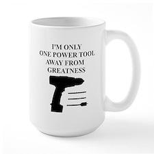 POWER TOOL FINAL Mugs