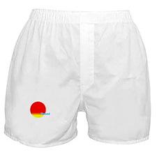 Naomi Boxer Shorts