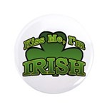 Kiss Me I'm Irish Shamrock 3.5