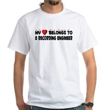 Belongs To A Recording Engineer Shirt