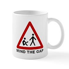 Mind the Gap Mug -- Class