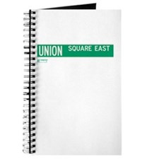 Union Square East in NY Journal