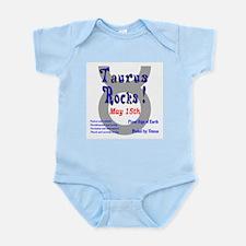 Taurus May 15th Infant Creeper