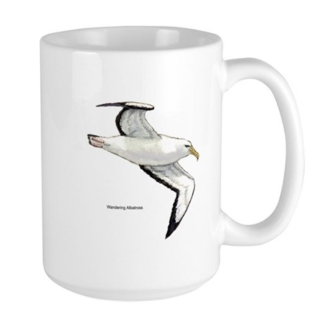 Wandering Albatross Bird Large Mug