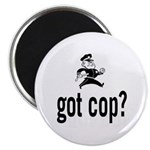 Got Cop? Magnet