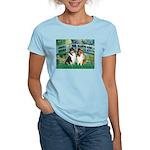 Bridge / Two Collies Women's Light T-Shirt