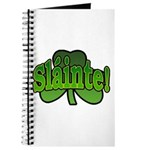 Slainte Shamrock Journal
