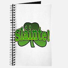 Slainte Shamrock Journal