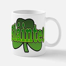 Slainte Shamrock Mug
