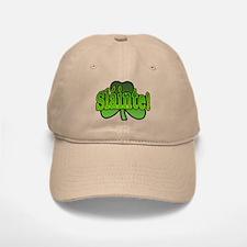 Slainte Shamrock Baseball Baseball Cap