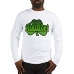 Slainte Shamrock Long Sleeve T-Shirt