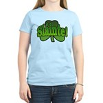 Slainte Shamrock Women's Light T-Shirt