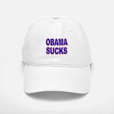 Obama Sucks Baseball Baseball Cap