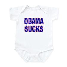 Obama Sucks Infant Bodysuit