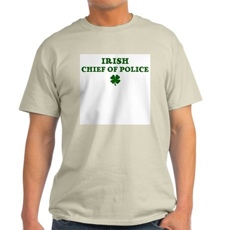 Chief of Police Light T-Shirt