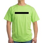 Bitch is the New Black Green T-Shirt