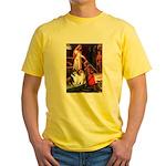 Accolade / Collie pair Yellow T-Shirt