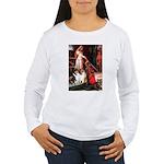 Accolade / Collie pair Women's Long Sleeve T-Shirt