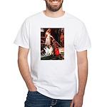Accolade / Collie pair White T-Shirt