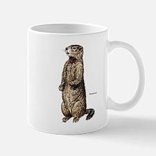 Woodchuck Animal Mug