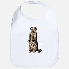 Woodchuck Animal Bib