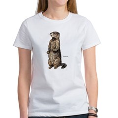 Woodchuck Animal (Front) Tee