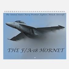 F/A-18 Hornet Wall Calendar