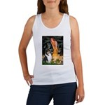 Midsummer's Eve / Collie (tri) Women's Tank Top