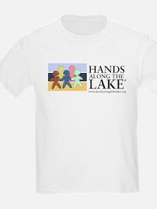 Hands Along The Lake T-Shirt