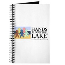 Hands Along The Lake Journal
