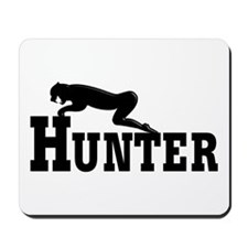 Cougar Hunter Mousepad