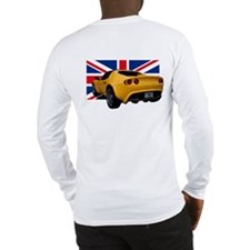 Yellow Elise UK Long Sleeve T-Shirt