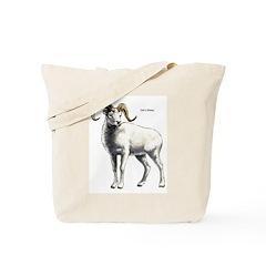 Dall's Sheep Tote Bag