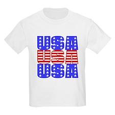 USA Stars And Stripes T-Shirt
