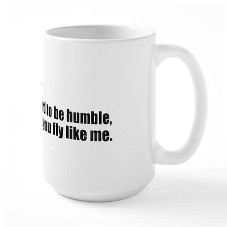 HumbleFlyR22 Large Mug