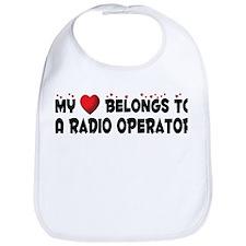 Belongs To A Radio Operator Bib