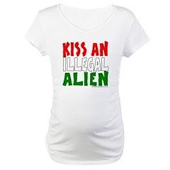 KISS ILLEGAL ALIEN Shirt