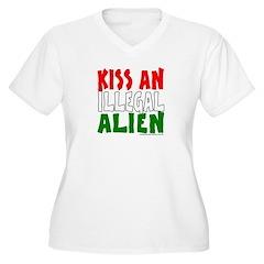 KISS ILLEGAL ALIEN T-Shirt