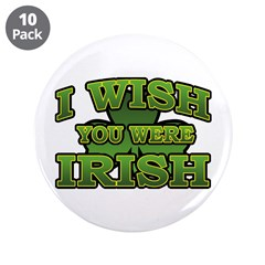 I Wish You Were Irish Shamrock 3.5