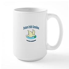 FUTURE IRISH GRANDMA-DOVE Mug