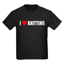 I Love Knitting T
