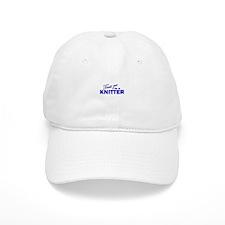 Trust Me I'm a Knitter Baseball Cap