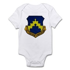 8TH TACTICAL FIGHTER WING Infant Bodysuit