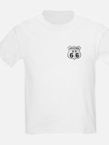 Arizona Route 66 Kids T-Shirt