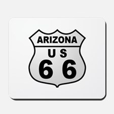Arizona Route 66 Mousepad