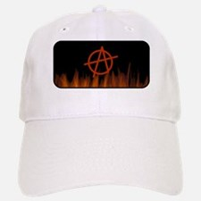 Anarchy Baseball Baseball Cap