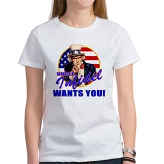 Uncle Infidel Wants You Women's T-Shirt